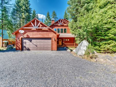 Photo for NEW LISTING! Family-friendly home w/shared pool & jet tub - near Payette Lake!