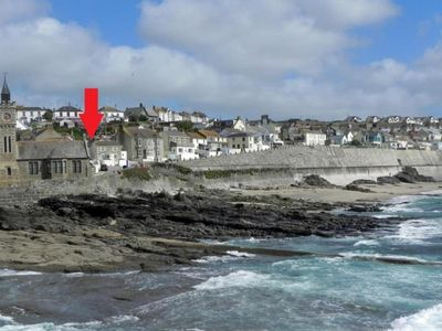 Photo for 1BR Cottage Vacation Rental in Porthleven