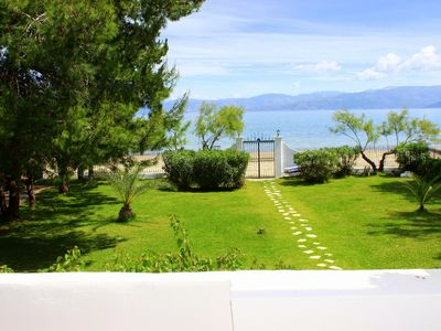Photo for Casa Margarita Corfu         Beach House