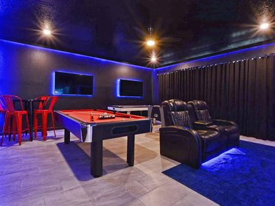 Photo for Stunning Home Perfect Game Room Near Disney - 1674