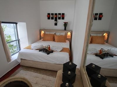 Photo for Riad J. D.L Marrakech Medina Breakfast Included - Eco Double Room