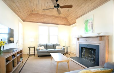 Photo for Stunning, Impeccably Restored Original 1935 Beach Home 3 minutes from the Ocean
