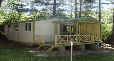 Photo for Camping Park Palétès *** - Chalet 3 Rooms 5 Persons