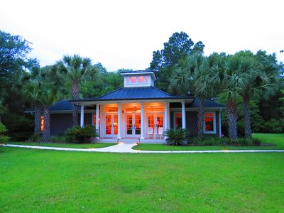 Photo for 2BR Cottage Vacation Rental in Wadmalaw Island, South Carolina