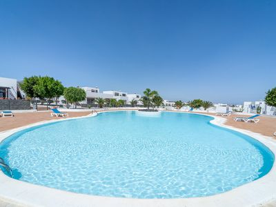 Photo for Casa Montero offers pool, WiFi, sea views, air conditioning, terrace.