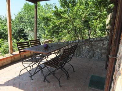 Photo for Apartment Podere L'Orsinghi App. A in Ravi - 2 persons, 1 bedrooms