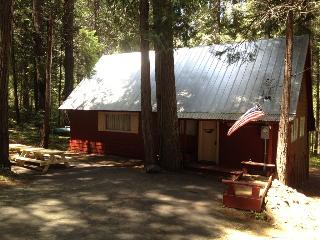 3 Bed 2 Bathroom Cabin 10 Mins To Pinecre Vrbo
