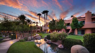 Photo for 1BR Resort Vacation Rental in Rancho Mirage, California