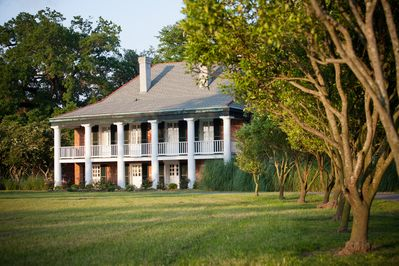 Welcome to the Main House at Stella Plantation.