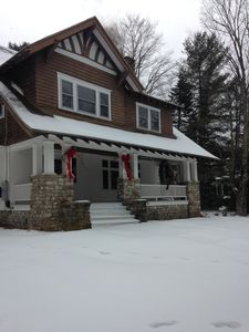 Photo for Winter Skiing at Historic Home in the White Mountains with family and friends