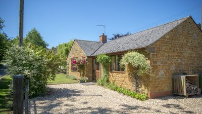 Photo for Copperstones, is in quiet idyllic location amid rolling hills in the Cotswolds