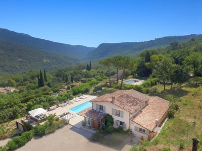 Photo for 4BR House Vacation Rental in Le Rouret, Provence-Alpes-Côte d'Azur