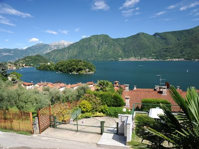 Photo for Wonderful view of Lake Como island