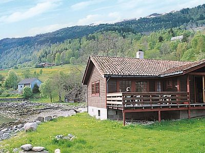 Photo for 8 person holiday home in NORDFJORDEID