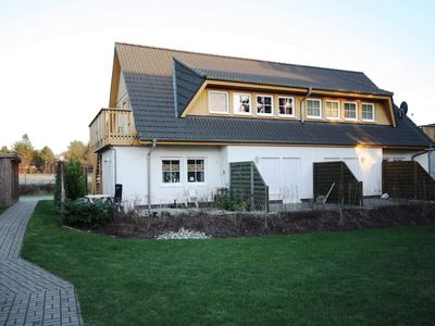Photo for Sea buckthorn - ** 500 m to the beach on the Baltic Sea ** Fewo Sanddorn Bj. 05, fireplace, 55m²,