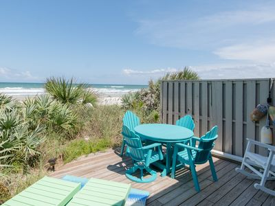 Photo for Direct oceanfront 3 bedroom 2 bath condo in Sea Dunes, Sailfish. SeaD-A3