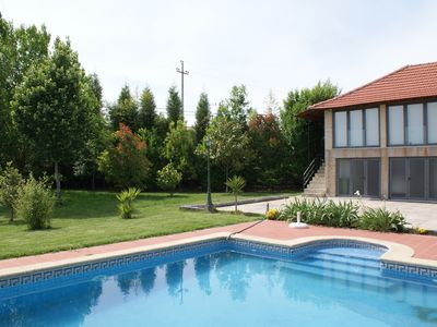 Photo for Villa with pool near Braga