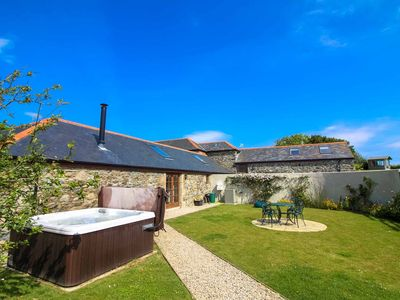 Photo for 2BR Barn Vacation Rental in Helston, Cornwall