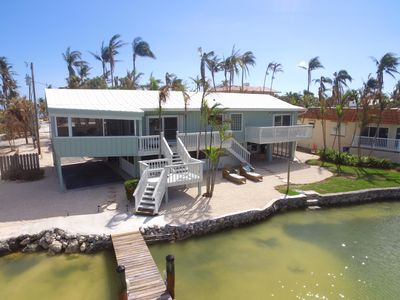 Photo for WOW!! WATERFRONT HOME, SPECTACULAR VIEW-GREAT DOCKAGE-WiFi-CLEAN-CONTACT OWNER