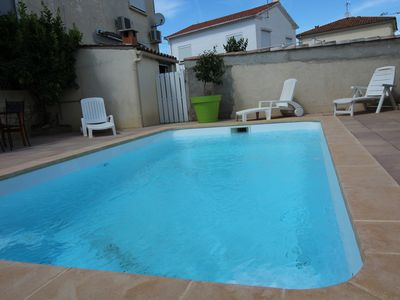 Photo for 2BR House Vacation Rental in Murviel-Lès-Béziers, Occitanie