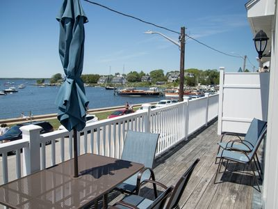Photo for These accommodations provide the perfect setting for family and friends seeking a coastal getaway with beautiful views of the bay.