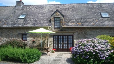 Photo for Converted Farmhouse, Gite (2) In Private Rural Location, Overlooking Countryside
