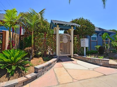 Moonlight Cottage at Villagio Carlsbad Cottages - 1 of 7 homes steps to beach