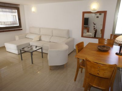 Photo for As good as new penthouse in the pedestrian area of ​​the popular beach Martianez