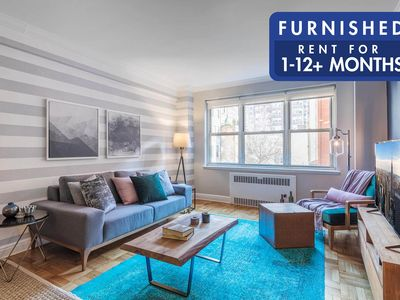 Photo for Mod Midtown East 1BR w/ Gym, walk to Grand Central by Blueground
