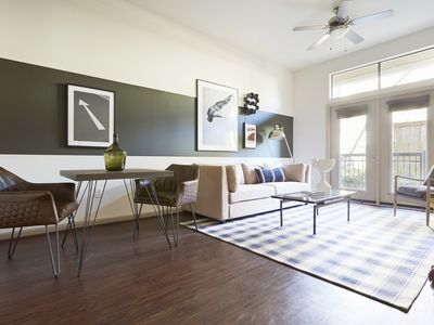 Photo for Serene 1BR in Midtown by Sonder