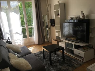 Photo for Pleasant furnished studio Paris V - Jardin des plantes