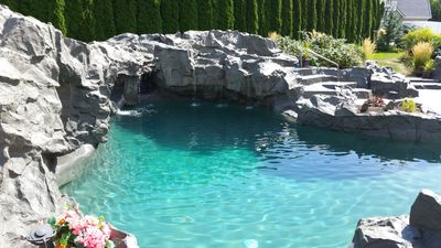 Photo for Crawford Estates amazing one of a kind custom pool creations.