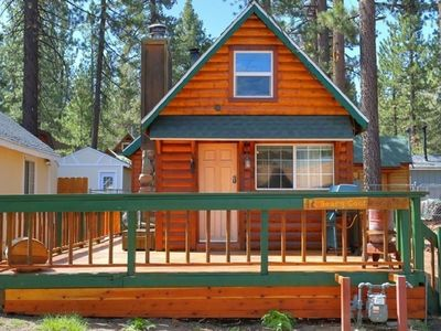 Photo for Beary Cool Cabin - Pet Friendly, Fully Fenced