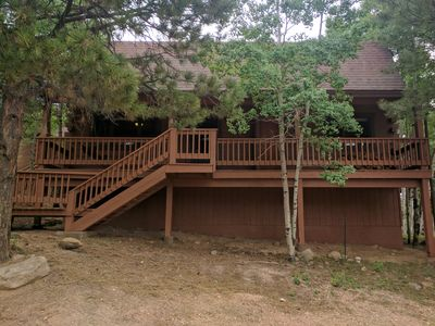 Photo for 2BR Cabin Vacation Rental in Angel Fire, New Mexico