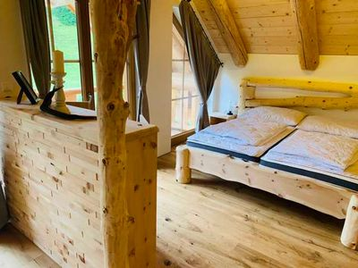 Photo for Chalet Enzian (up to 6 persons) - Almzauber Chalets Hochrindl