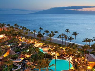 Photo for Studio villa at the best rates! Gorgeous oceanfront Westin Ka'anapali resort.