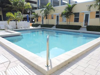 Photo for Oasis Ocean View Condo 1/1 for 4, Pool & Parking