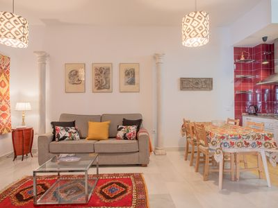 Photo for OFFER!! SPECTACULAR APARTMENT CENTRO SEVILLA