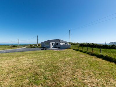 Photo for Newly renovated cottage in a truly magical setting with 360-degree views of Bardsey Island, Aberdaro