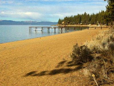 Tahoe Jewel - Pinewild's Beach