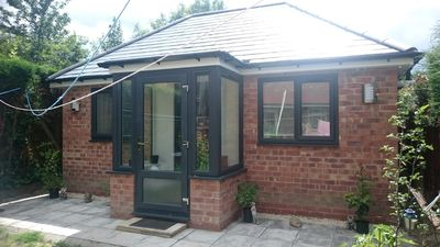 Photo for Beautiful bungalow in lovely garden  Enquire  for details