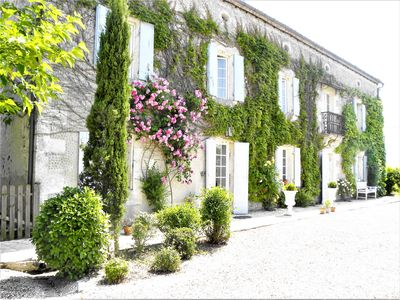 Photo for Exceptional Maison De Maitre with Pool, Private Garden and Courtyard...