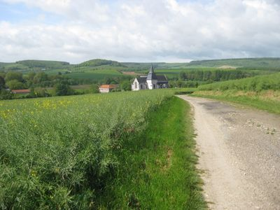 Photo for 40m2 cottage; 5 bed, large terrace and jadin front of the forest of Eu