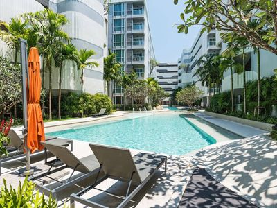 Photo for Cozy Exclusive 1BR, Nearby Central Phuket