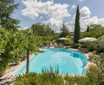 Photo for 'La Buia' Luxury Villa: Stunning Valley Views, Private Pool & Beautiful Gardens