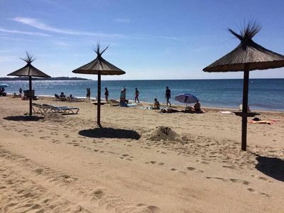 Photo for Beautiful apartment with terrace 250m from the beach of Cambrils (Vilafortuny)