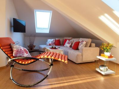 Photo for Anuska - Charming and romantic Penthouse.