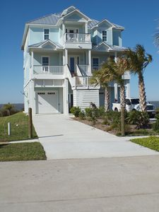 Photo for Luxurious All Suites 5/5 Waterfront on Galveston Bay in Pointe West