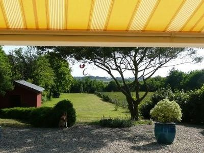 Photo for Comfortable villa with south facing terrace and large fenced garden.