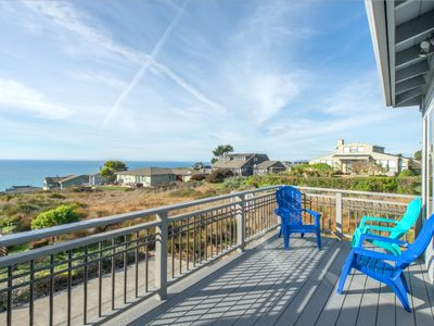 Photo for Point of Views Ocean Views! Hot Tub/Game Room! 20% Off thru March!